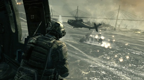 Modern Warfare 3 screenshot.