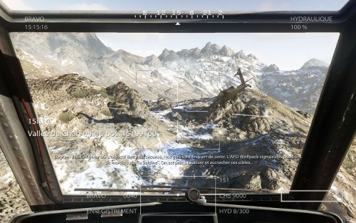 Despite being a vehicle sequence in a first person shooter the helicopter gameplay is actually exciting for once.