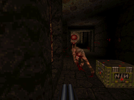Masters of Doom screenshot.