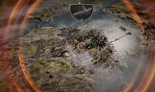 The Shift mechanic can be used to rapidly traverse large swathes of the map.