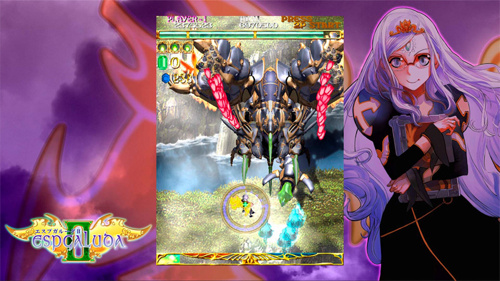 Espgaluda 2 screenshot.