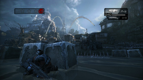 Gears of War:Judgment screenshot.