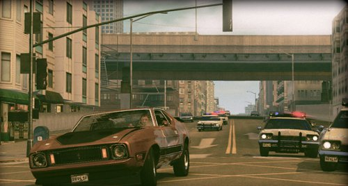 Car chases don't get much better than this.